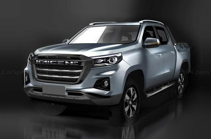 NYHET: Peugeot kommer med ny pickup i 2020! - Pickup ...
